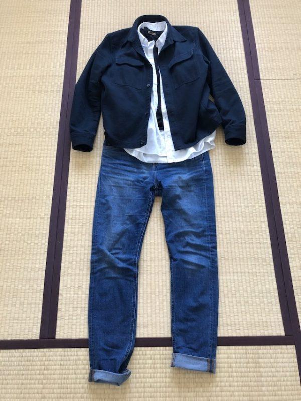 男性ミニマリストのファッション2