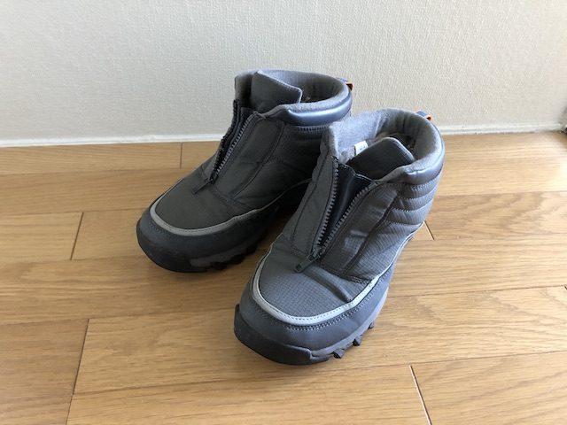ミニマリスト男性の靴2