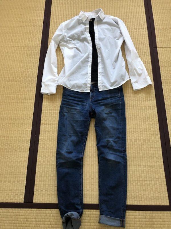 男性ミニマリストのファッション5