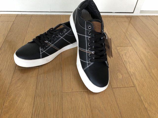 ミニマリストの黒靴2