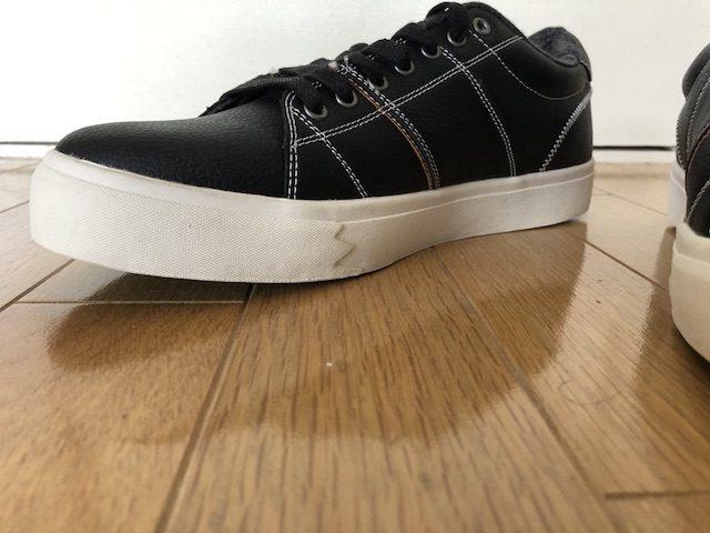 ミニマリストの黒靴3