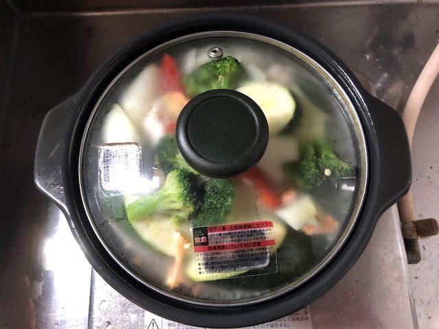 スープカレー自炊10