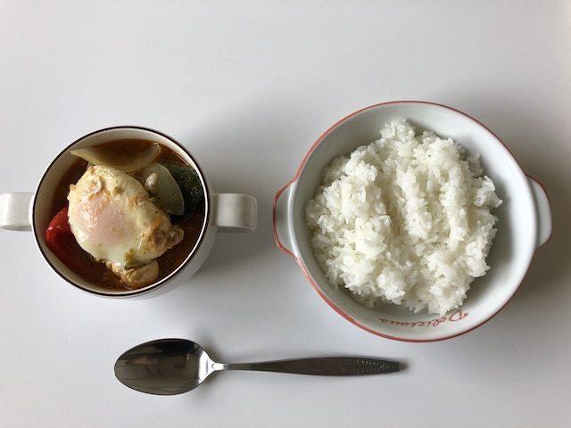 スープカレー自炊1