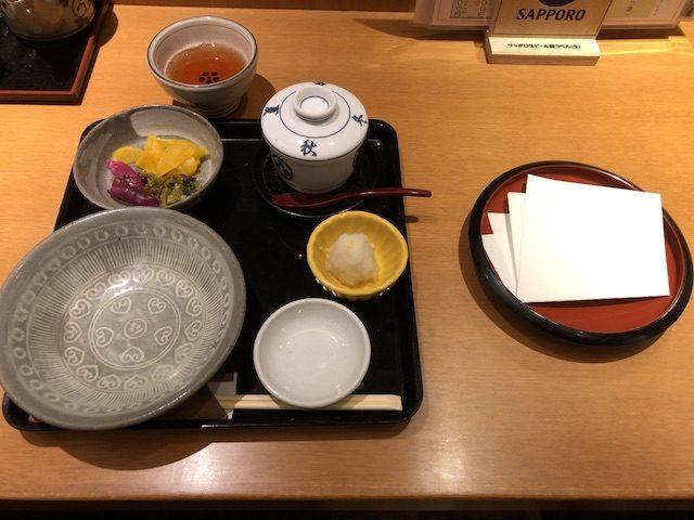 銀座ハゲ天札幌ステラプレイス4