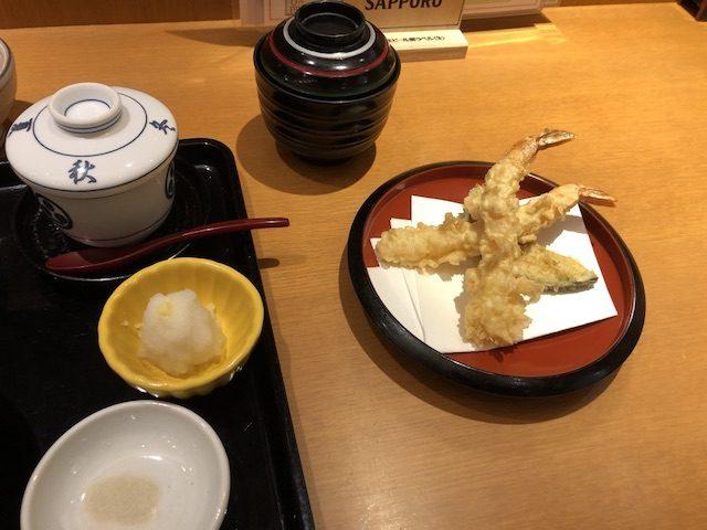 銀座ハゲ天札幌ステラプレイス6