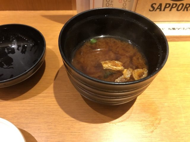 銀座ハゲ天札幌ステラプレイス12