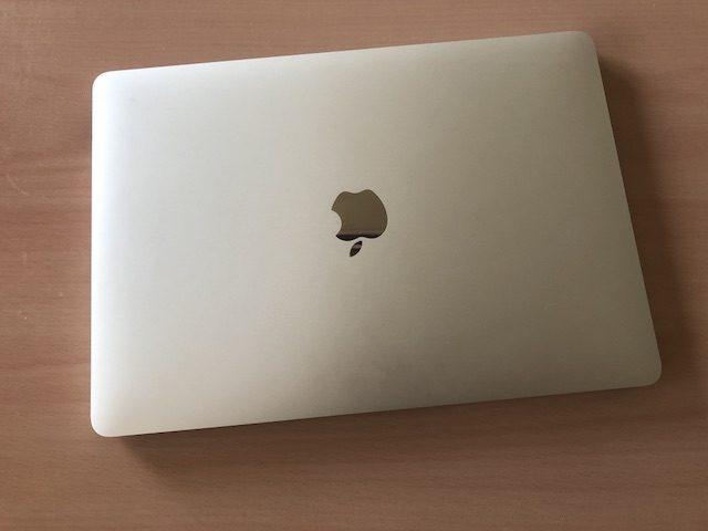 Macバッテリー膨張2