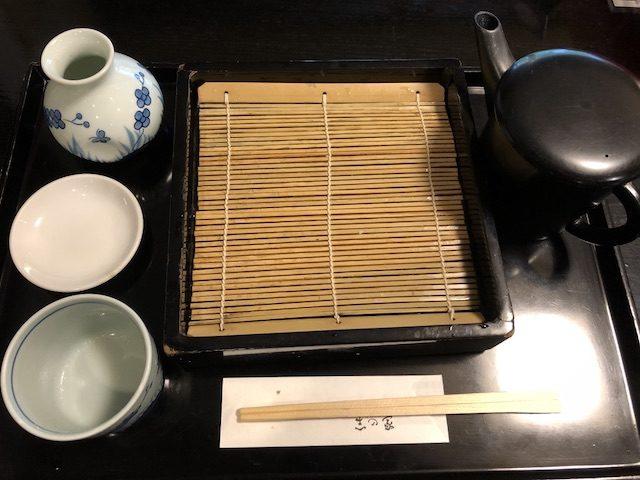 札幌志の家の蕎麦6