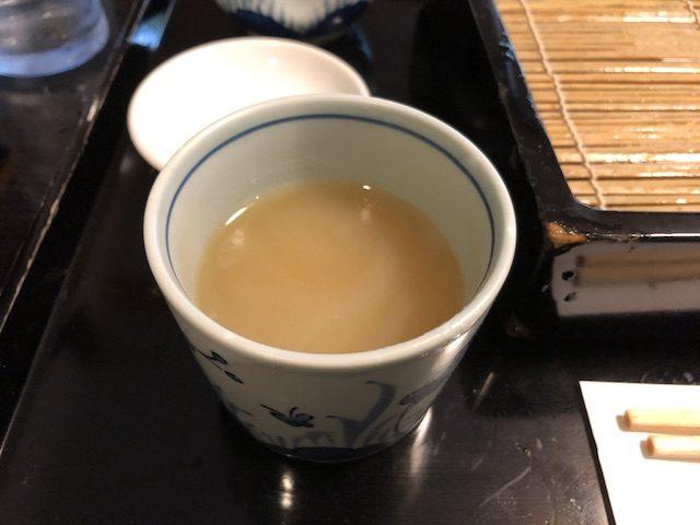 札幌志の家の蕎麦7