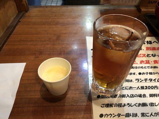 札幌すすきの魚のあんよ13