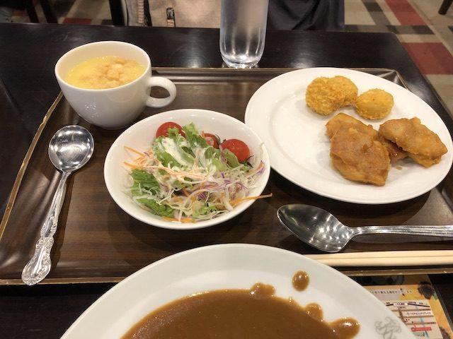 TKPカフェテリアカレー食べ放題6