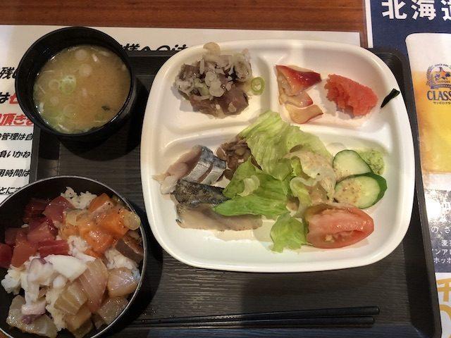 札幌すすきの魚のあんよ27