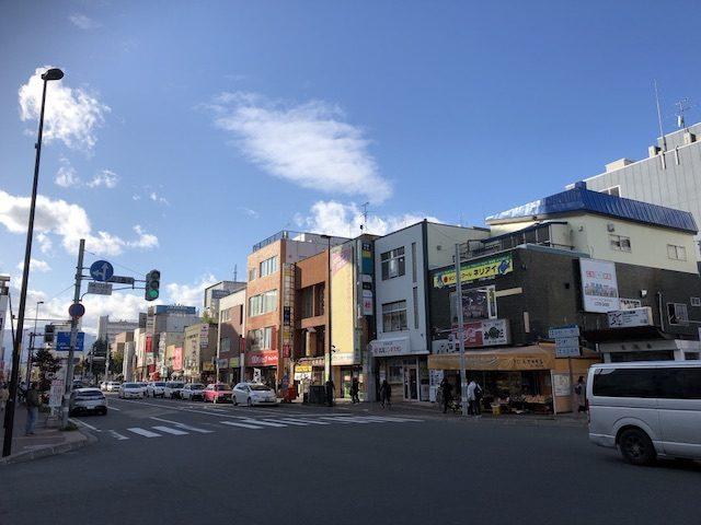 札幌大衆中華宝来北24条店10