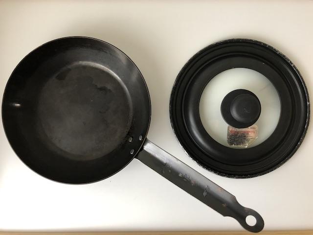 一人暮らし男性ミニマリストのキッチン道具5