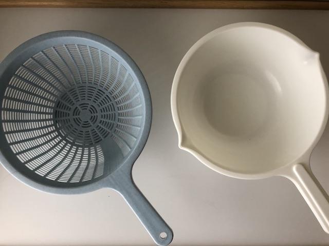 一人暮らし男性ミニマリストのキッチン道具7