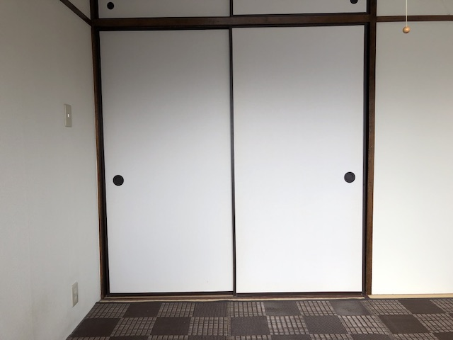 押入れ書斎2