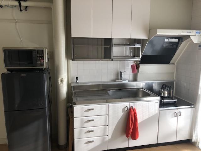 一人暮らしミニマリストのキッチン7