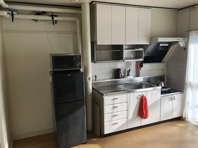 一人暮らしミニマリストのキッチン3
