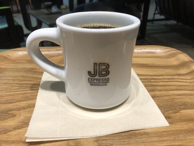 札幌ル・トロワ「JB ESPRESSO MORIHICO.+D」5
