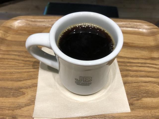 札幌ル・トロワ「JB ESPRESSO MORIHICO.+D」7