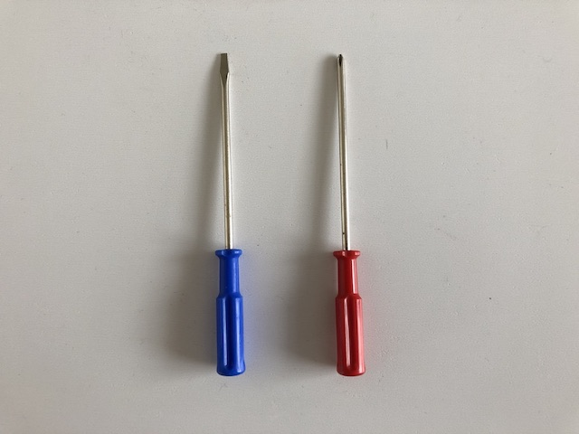 ミニマリスト男性の工具2