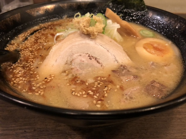 札幌真麺処幸村味噌ラーメン14