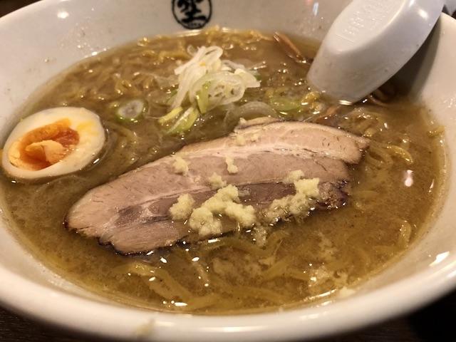 札幌ラーメン空(そら)エスタ店6