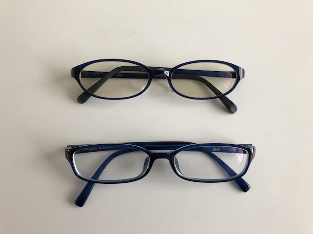ミニマリスト男性の愛用メガネ6