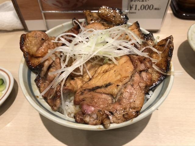 十勝豚丼いっぴん札幌ステラプレイス12