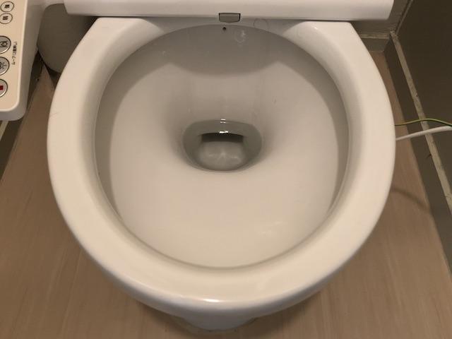 一人暮らしミニマリストのトイレ掃除3