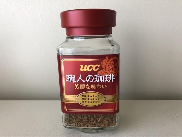 100円のインスタントコーヒー6