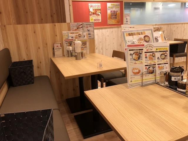 札幌駅エスタ「点心札幌」6