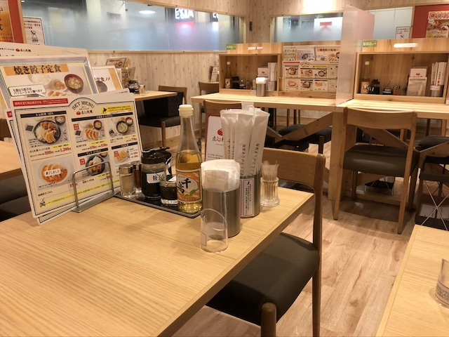 札幌駅エスタ「点心札幌」9
