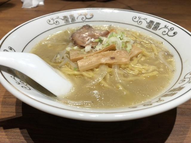 札幌澄川ホルモン食堂ランチチャーハン10