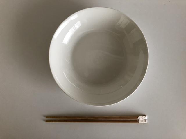 ミニマリストが買い替えた食器と箸2