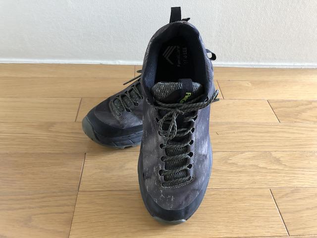 40代男性ミニマリストの靴3